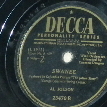 Few More 78s - Records