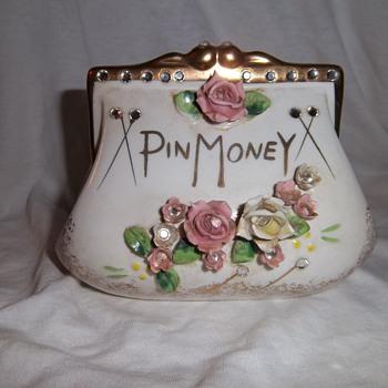 Pin Money Coin Bank - Lefton's