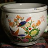 Large, Old Goldfish Bowl or Jardinere- gorgeous! - from?