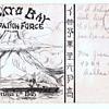 Postal Covers 1940's