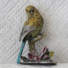 Miniature Budgie Figurine
