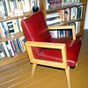 Mid Century California Chair by Sherman/Bertram