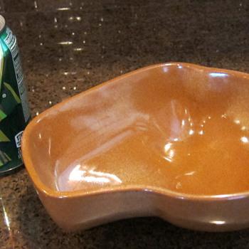 Frankoma Pottery - 4N - Serving Bowl
