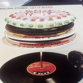 "The Rolling Stones "" Let It Bleed "" - Records"