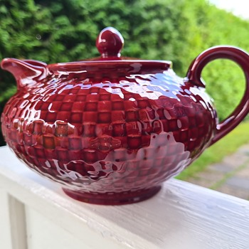 Rörstrand Sweden teapot from 1955 - China and Dinnerware