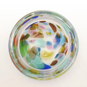Bowl, Bengt Orup (Johanfors, 1960s?) - Art Glass