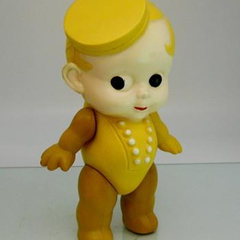 "Brite-Eyed kids,  IRWIN Toy, ""I Am Cappy""1922-40 - Dolls"