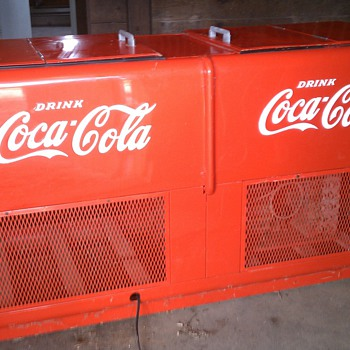 Coca Cola Westinghouse Giant - Coca-Cola