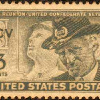 "1951 - ""U.C.V. Issue"" Postage Stamp"