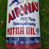 Airway Motor Oil 5 Qt Can