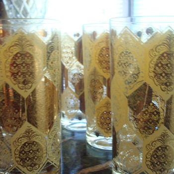 My beautiful set of glasses - Glassware