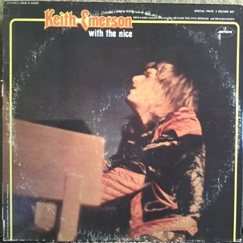 Kieth Emerson R.I.P. - Records