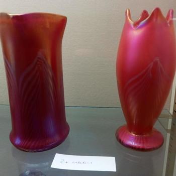 Kralik or ''Unbekant'' ? - Art Glass