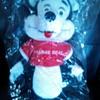 Hamms Stuffed Bear