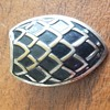 Scaled Black Shield