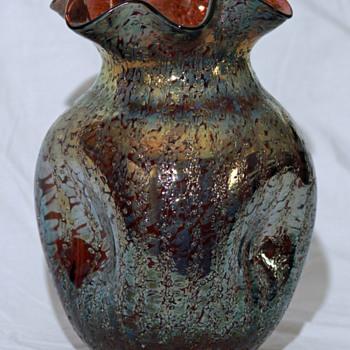 Dugan Art Glass Vase Mystery - Art Glass