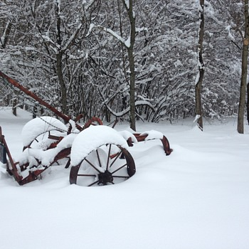 My Yard art's history? - Tools and Hardware