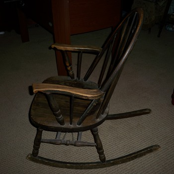 Windsor Chair - Furniture