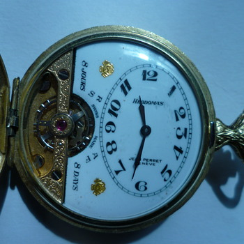 My Best Item. - Pocket Watches