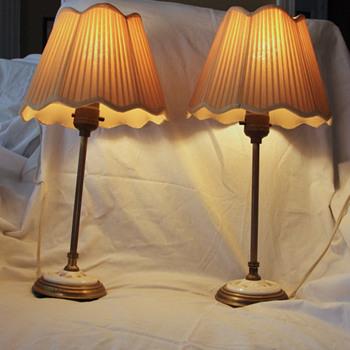 Vanity Lamps 1910-1945? - Lamps
