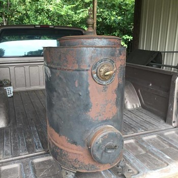 Wehrle Stove : Any idea on what this stove was used for being it is liteweight and portable?  - Kitchen