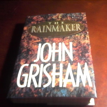John Grisham First Edition.