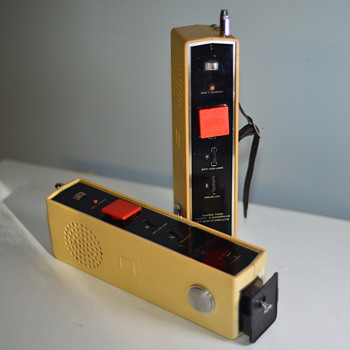 Vintage Fanon T-600 Walkie-Talkies - Electronics
