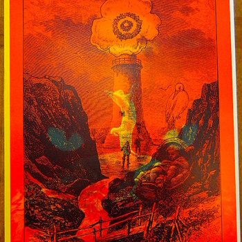 David Singer art print, circa 1973, plus their sources - Posters and Prints
