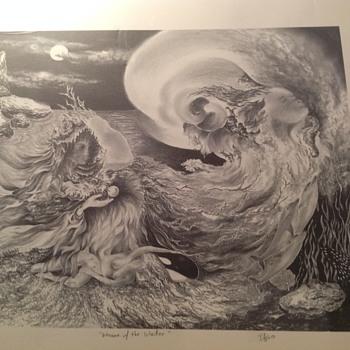 Women of the Water - Fine Art