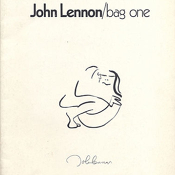John Lennon exhibition catalog-1970 - Music Memorabilia