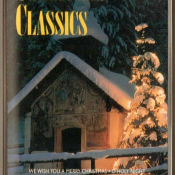 """Christmas Classics"" - Cassette Tape - Christmas"