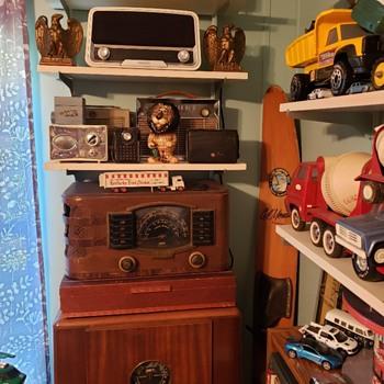 I heard it on the radidio! - Radios