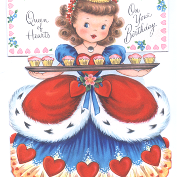 Queen of Hearts | Fairfield Birthday Story Card