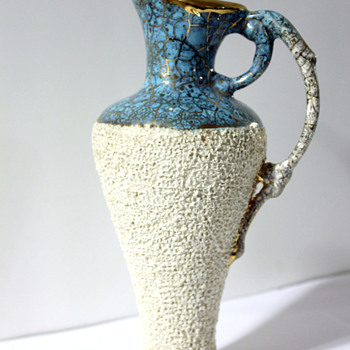 Beautiful Old Unmarked Pitcher! - Pottery