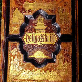 Bible Restoration - Books