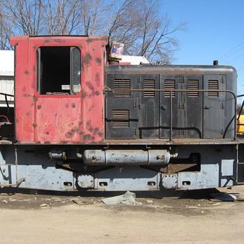 1951 Westinghouse  Switch Engine - Railroadiana