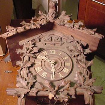 Cockoo Clock Identification - Clocks