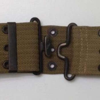 1913 type 2 Mills army web belt - Military and Wartime