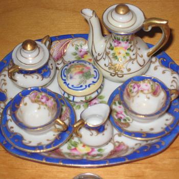Mini Tea set #3 - Toys