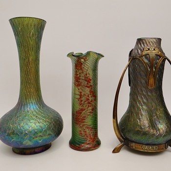 Kralik or Rindskopf? - Art Glass