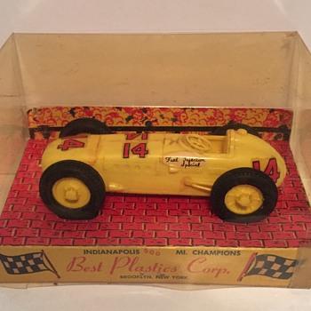 Best Plastics Corp. Factory Built Model Cars - Model Cars