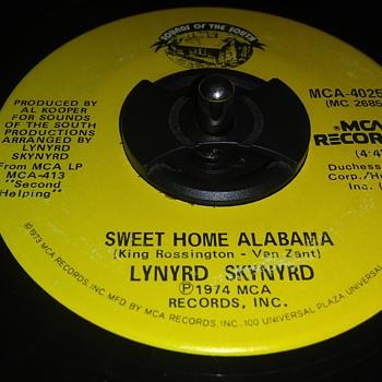LYNYRD SKYNYRD - Records