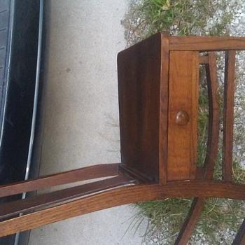 Vintage Rocking Chair - Furniture