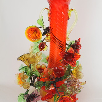Floribunda by Ryukyu Glass - Art Glass