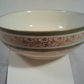 Limoges GDA Bowl ?collection