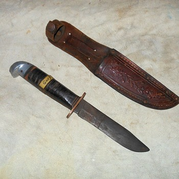 A Boy Scout Knife That Isn't But Then Again It Is - Sporting Goods