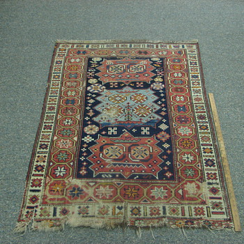 Oriental Rug Number 2 Help? - Rugs and Textiles