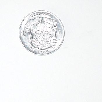 Belgian Franc - World Coins