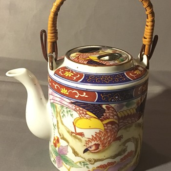 Vintage Japanese pottery  - Asian