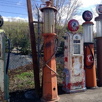 Another Fry Pump - Petroliana